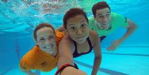 Open news item - Final splash in the Pilbara for the 2015 BHP Billiton Aquatic Super Series Community Program