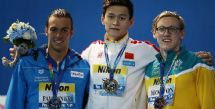 Open news item - Olympic gold medallists headline Chinese team for Perth Aquatic Super Series